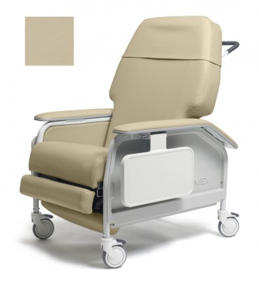 lumex extra wide clinical care geri chair recliner 7fe