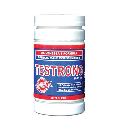 Dr Venessas Testrong Optimal Male Performance Aphrodisiac