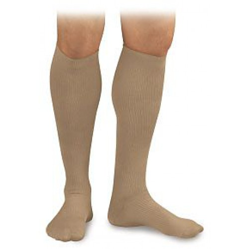 Activa Men's Ribbed Dress Socks 20-30 mmHg