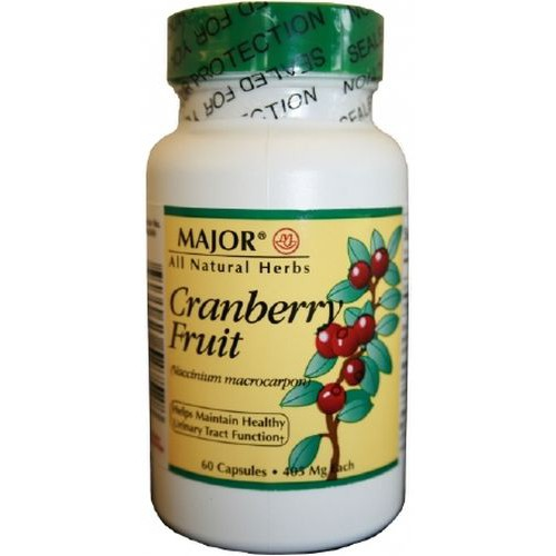 Major Cranberry Supplement
