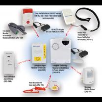 Cordless Flexible Alarm System
