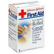 Rolled Gauze Bandage, Sterile