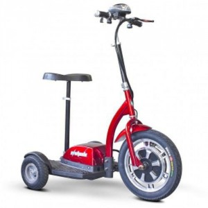 eWheels Stand-n-Ride Mobility Scooter EW-18
