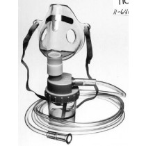 Alied Healthcare Aerosol Mask Nebulizer Model 64095