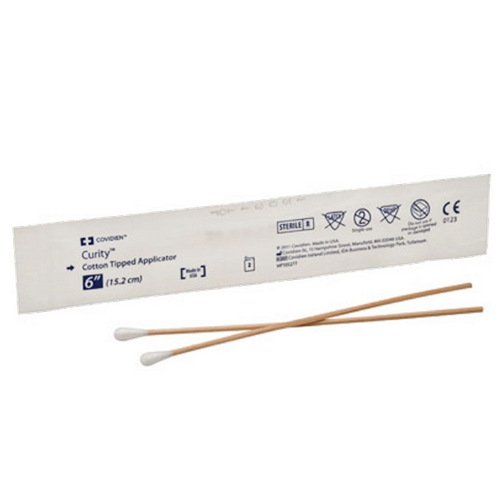 Q-Tips 6 Inch Wood Stick