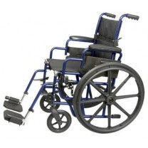 Lightweight Folding Wheelchair
