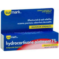 Hydrocortisone Maximum Strength Itch Relief Ointment by Sunmark