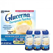 Glucerna Therapeutic Nutrition Shakes