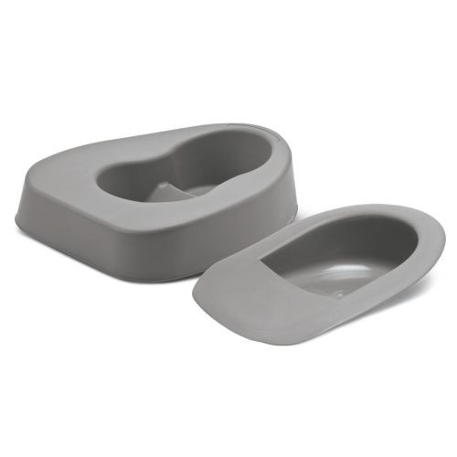 Bariatric Bedpan, Contour and Fracture