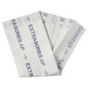 EXTRASORBS Air-Permeable Disposable DryPads AP Underpad