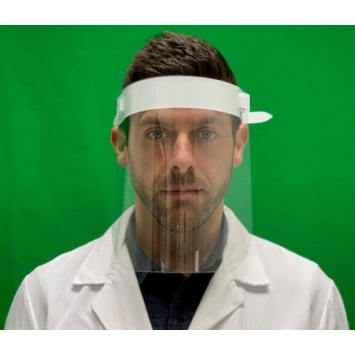 Shieldu Face Shield with Headband - Disposable