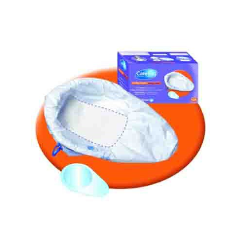 Carebag Bedpan Liner Fits Oval Bedpan