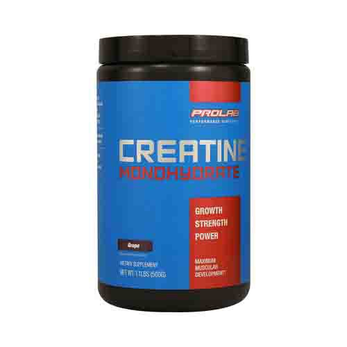 Creatine Monohydrate Muscle Building Supplement