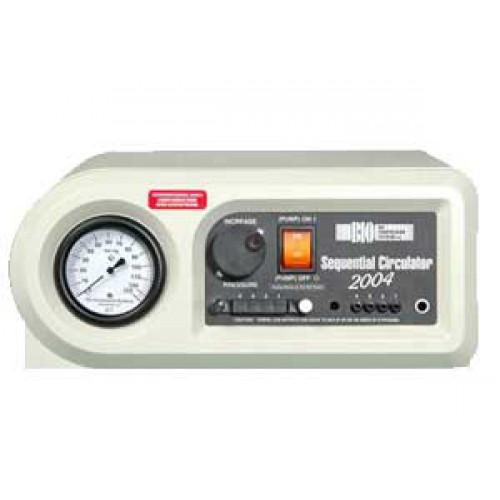 Lymphedema Pump Sequential Circulator Segmental 4 Chamber