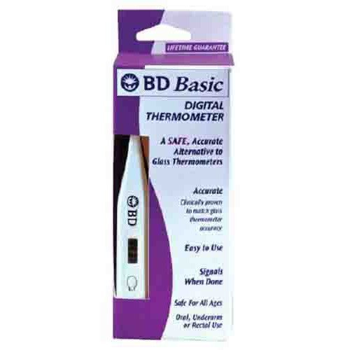 BD Hand Held Digital Stick Thermometer