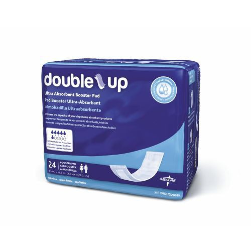 double up incontinence underwear liners 2d5