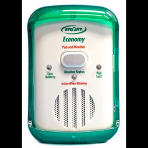 Fallguard Economy Alarm With Bed Alarm Sensor Pad