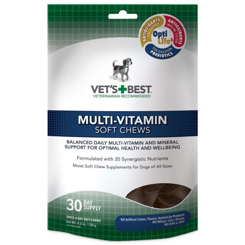 Multi-Vitamin Dog Soft Chews