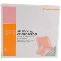 Smith and Nephew Allevyn Ag Gentle Border