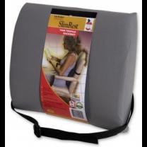 SlimRest Standard Back Support Cushion - Grey