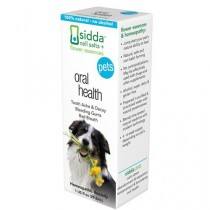 Oral Health Homeopathic Remedy for Pets