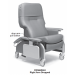 Lumex Deluxe Clinical Care Geri Chair Recliner with Drop Arms Features