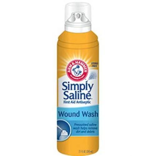 Arm & Hammer Simply Saline Wound Wash