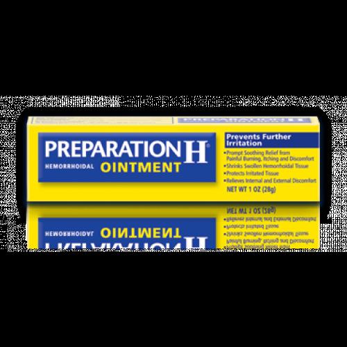 Preparation H Hemorrhoid Ointment