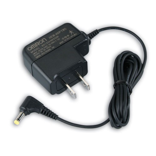 Omron AC Adapter For Monitors HEM-ADPTW5