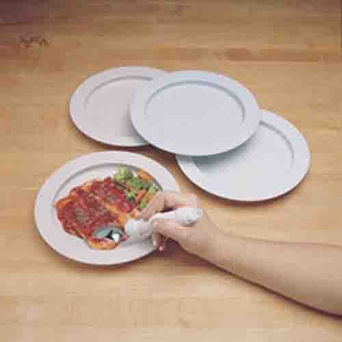 Inner-Lip Dinner Plate : dinner plate with lip - pezcame.com