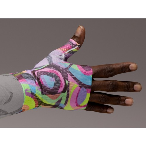LympheDivas Neon Glow Compression Gauntlet 20-30 mmHg