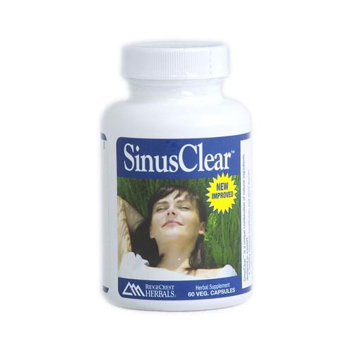 RidgeCrest Herbals SinusClear