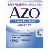 AZO Urinary Pain Relief Pills 95 mg Strength