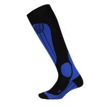 CEP Progressive Ski Thermo Socks Blue