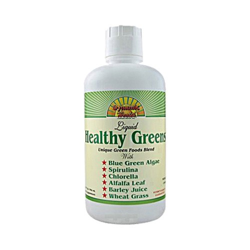 Dynamic Health Healthy Greens Liquid