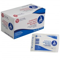 Conforming Stretch Gauze Bandages Sterile Latex Free