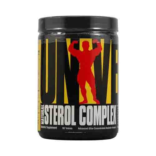 Natural Sterol Complex Muscle Building Supplement