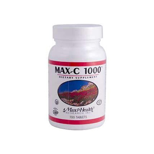 Maxi Health C 1000 with Bioflavonoids 1000 mg