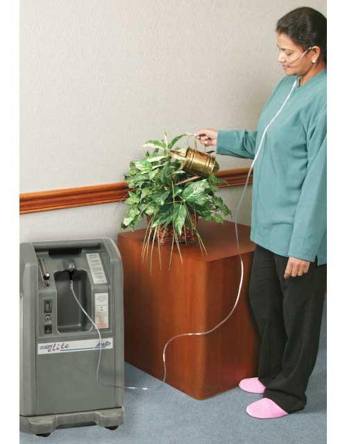 newlife elite oxygen machine