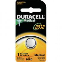 3.0 Volt Lithium Duracell Battery