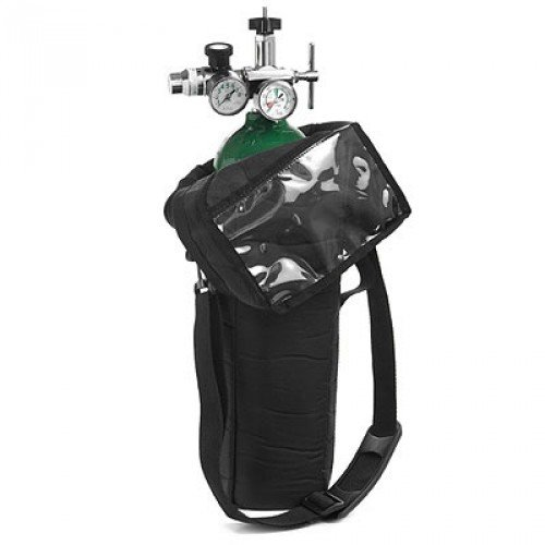 Oxygen D-Cylinder Shoulder Bag