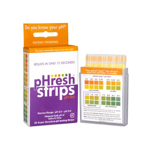 Phresh Products Phresh Products Ph Test Strips