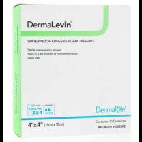 DermaLevin Adhesive Foam Dressing