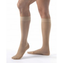 Jobst Ultrasheer Knee High Compression Socks CLOSED TOE 30-40 mmHg