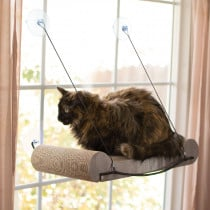 K&H Kitty Sill - EZ Mount Scratcher