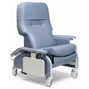 Lumex Deluxe Clinical Care Recliner by Graham-Field