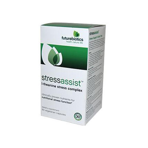 FutureBiotics StressAssist Dietary Supplement