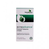 FutureBiotics AcneAdvance Praventin Bioactive Complex Dietary Supplement