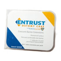 Entrust Crescent Barrier Extension Strips