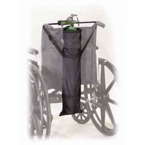 Oxygen Cylinder Carry Bag For Wheelchair